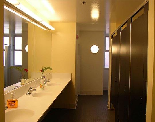 Orologi da parete moderni giganti - Illuminazione bagno moderno ...
